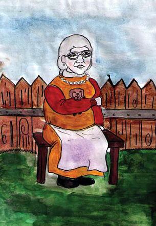 Улендеева Лиза, гимназия № 3, 5 класс